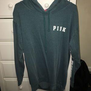 Tops - XS pink sweatshirt!