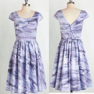 ModCloth Dresses & Skirts - ❌Price Firm unless Bundled❤️ Modcloth clouds dress