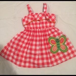 Youngland Other - Adorable gingham dress🦋