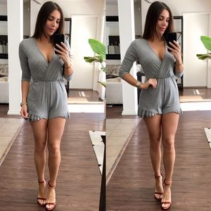 Other - Grey Romper