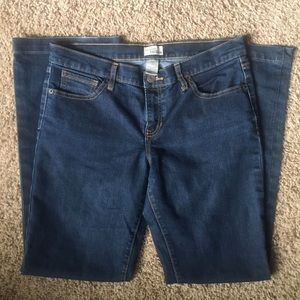 GAP Long and Lean Jeans Sz 10/30R