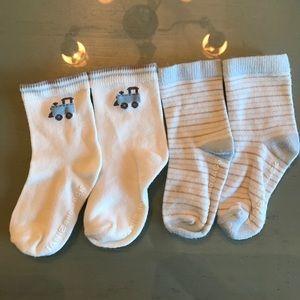 Janie and Jack Accessories - Janie and Jack infant socks. Size 12-18 mo