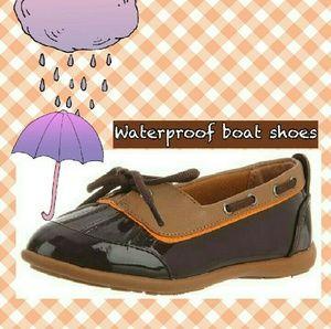 Jumping Jacks Other - Jumping Jacks Raindrop waterproof shoes Brown