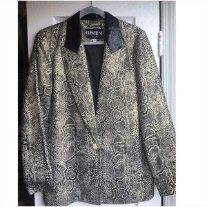 Vintage Jackets & Blazers - Vintage Rick James Blazer Dress