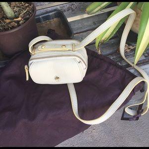 Etienne Aigner Handbags - Etienne Aigner Preface Mini Leather Crossbody bag
