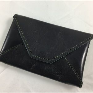 abas Accessories - Abas Leather Envelope Card Case