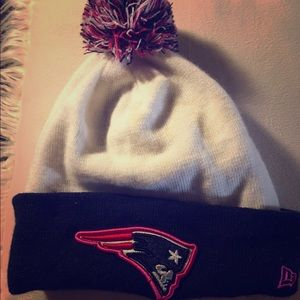 NWOT authentic breast cancer pats hat