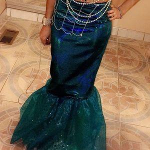 Dresses & Skirts - Sexy hand made mermaid Halloween costumes