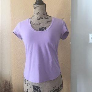 New York & Company Tops - Ny&Co Plain purple shirt