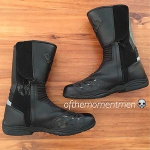 Bilt Other - 💣🆕 Bilt Leather Moto Riding Boots • Worn Once