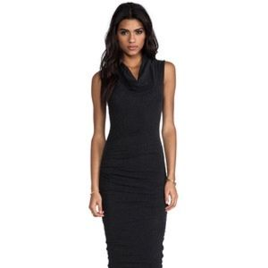 James Perse Dresses & Skirts - Flash Sale! James Perse Cowl Neck Dress