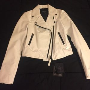 Mackage Jackets & Blazers - NWT Mackage Lucia Leather Jacket