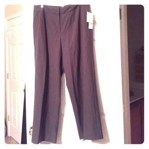 Anne Klein Pants - NEW Anne Klein Stretch Dress Pants. Sz 14W