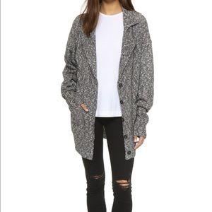 callahan Sweaters - Callahan oversized cardigan