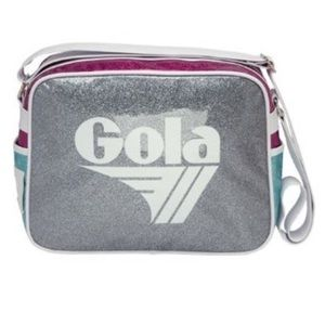 Gola Handbags - Gola NWT Glittery Messenger Bag