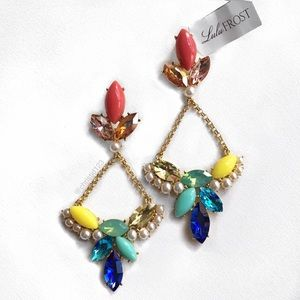 Lulu Frost Jewelry - 🎉HP🎉Lulu Frost Statement Earrings