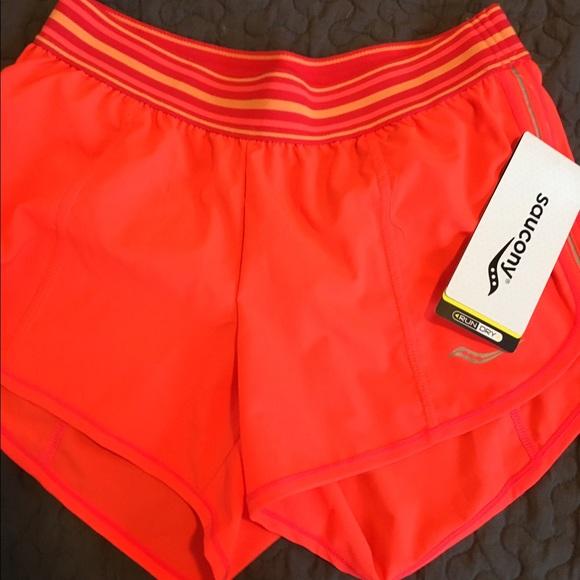 aafbacfca3 Saucony run dry, running shorts women's xs NWT