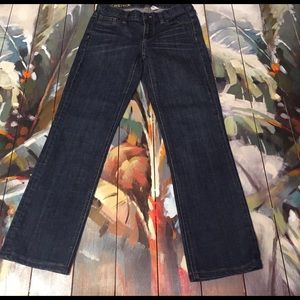 J. Crew Matchstick Ankle Jeans