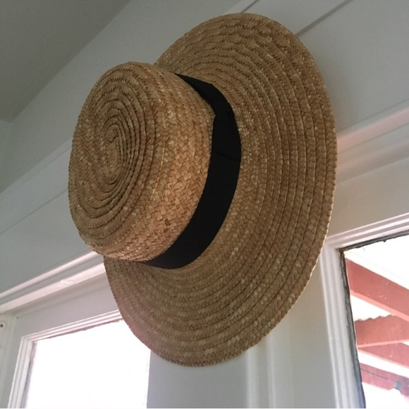 Lack of Color Accessories - Lack of Color Spencer Boater Hat 58cm