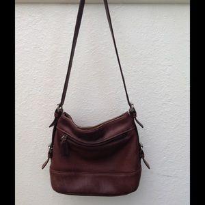 Tignanello Handbags - Tignanello Brown Purse
