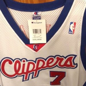 bded5bccb79 Champion Shirts - Champion | Lamar Odom LA Clippers Jersey (3X)