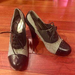 Apt. 9 Shoes - Vintage style heels