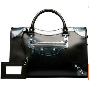 Balenciaga Handbags - Balenciaga Holiday City Matte Calfskin  $850 ppal