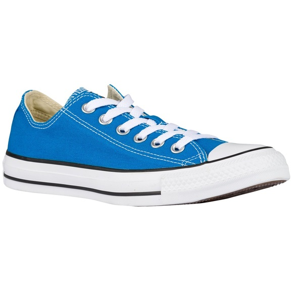 869e807a4fc4a7 Converse All Star Ox - Cyan Space