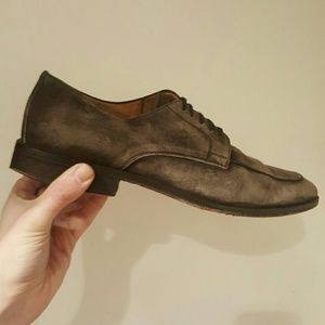 Johnston & Murphy Other - Johnston and murphy made in italy 8 dress derbys