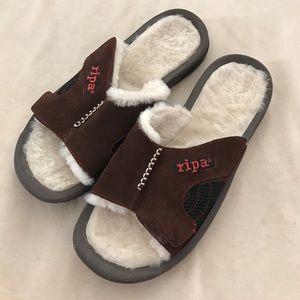 Ripa Other - Ripa Shearling sandals