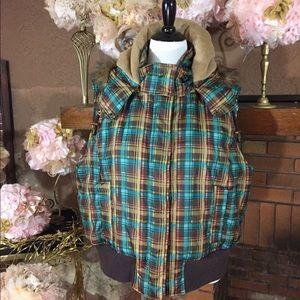 Mudd Jackets & Blazers - Mudd plus size puffer vest