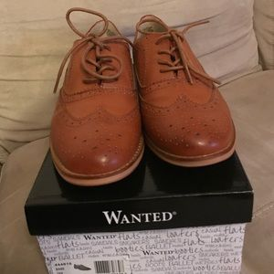 Wanted Shoes - Spring cleaning