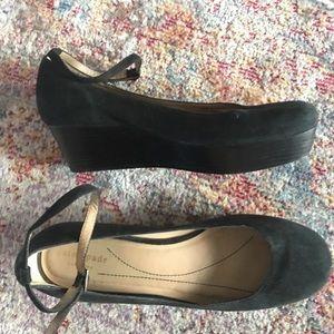 kate spade Shoes - Kate Spade Abigail Platform Wedges