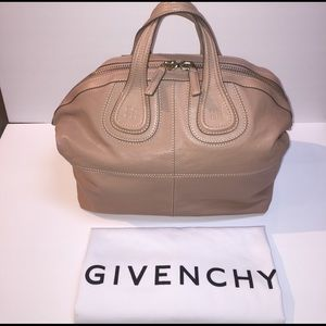Givenchy Handbags - Givenchy Nightingale in Pale Pink