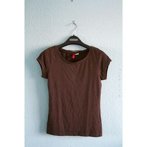 Divided Tops - Divided   Basic Crew Neck Tee