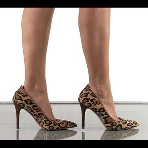 Sam & Libby Shoes - Sam & Libby • Leopard Print Heels