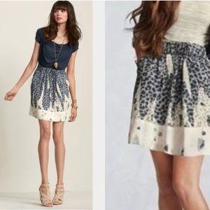 CAbi Dresses & Skirts - Cabi animal print skirt