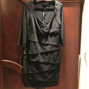WHBM Black Dress size 16