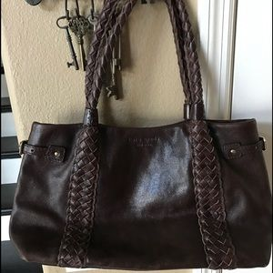 Kate Spade leather tote.