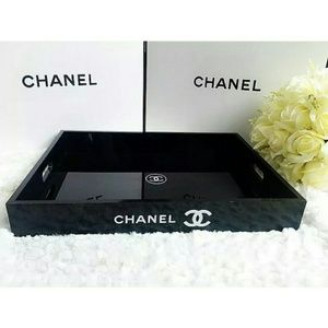 CHANEL Other - Chanel perfurm /cosmetic makeup vanity tray