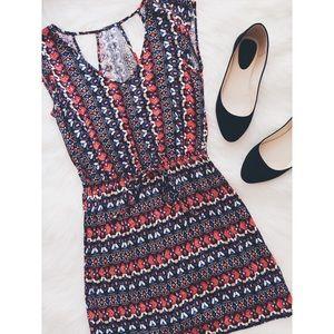 BeBop Dresses & Skirts - 🎉HP!🎉 Colorful Print Dress