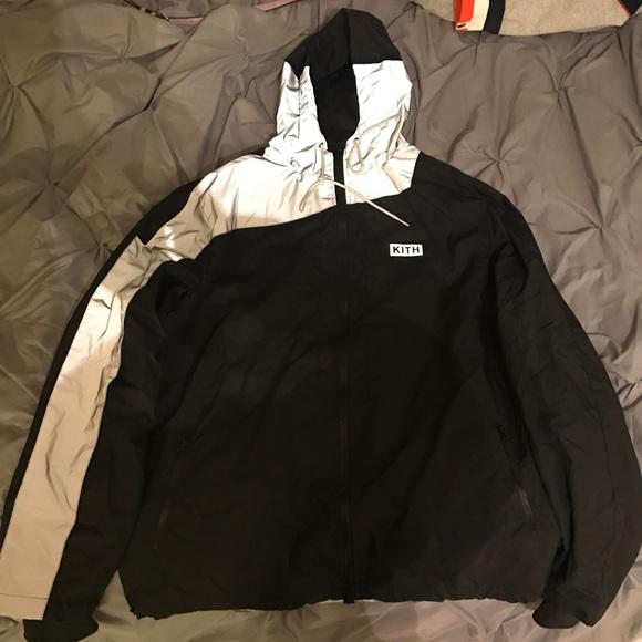 374908898571 Kith Madison 3M Jacket Hoodie Supreme Nike Jordan