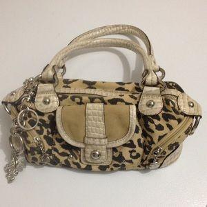 Kathy Van Zeeland Handbags - Kathy Van Zealand leopard print bag
