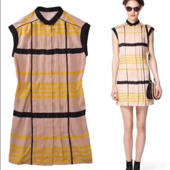96c62e93 Jason Wu for Target Dresses   Striped Button Up Shirtdress   Poshmark
