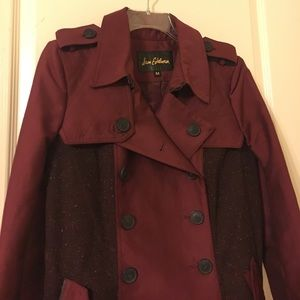 Sam Edelman Jackets & Blazers - SAM EDELMAN COAT MEDIUM