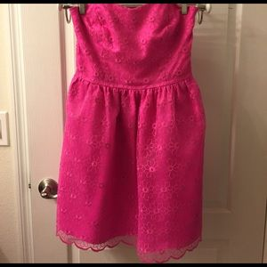 Lilly Pulitzer size 6 pink dress
