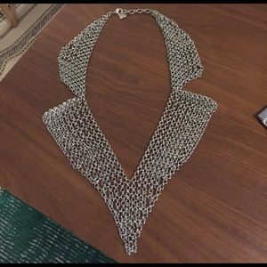 BCBG Jewelry - Statement chainmaille BCBG necklace