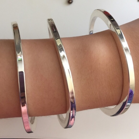 Guess Accessories - Silver Guess bracelets