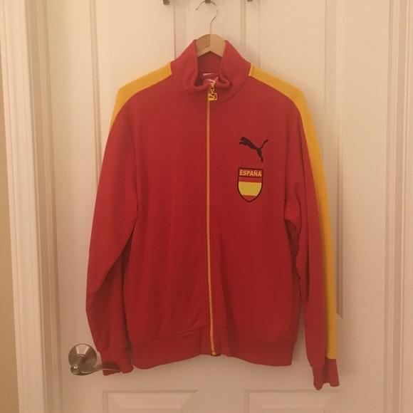 f3b975446ff4 Puma Spain jacket. M 58b78b986d64bcff4a002f95