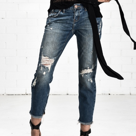 Buoy One Poshmark Freebirds Blue Jeans Teaspoon 4qWnnZTH0x